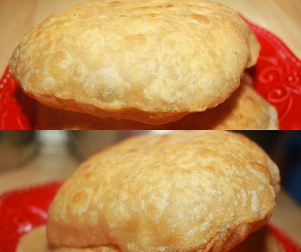 soft poori recipe indian style