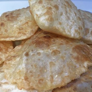 bengali luchi recipe with sesame seeds