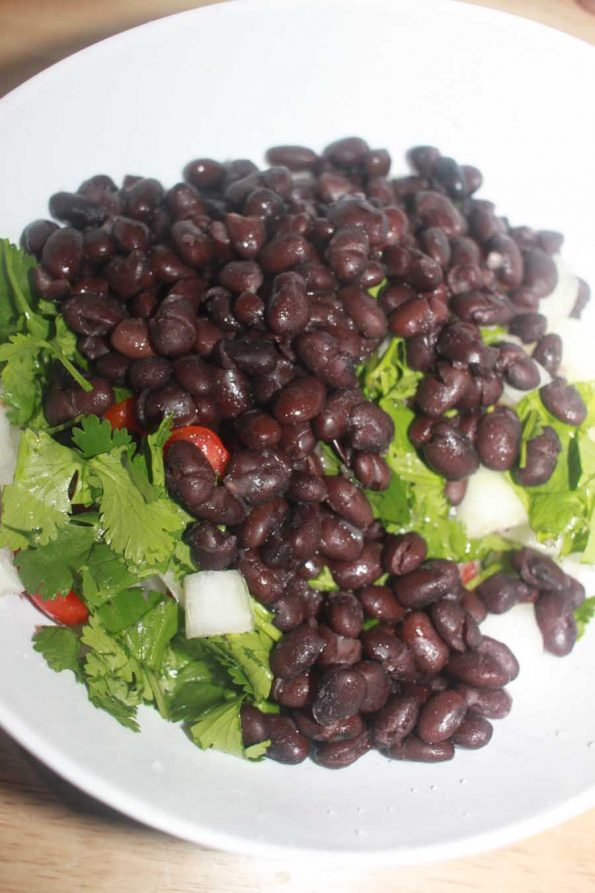 instant pot black beans for salads