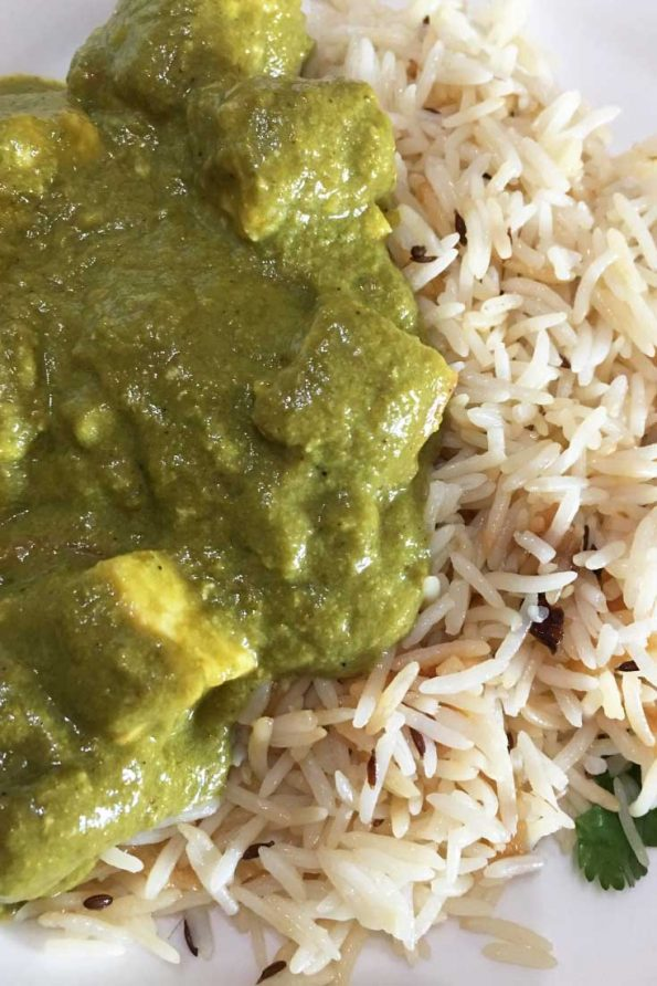 palak paneer dhaba style recipe