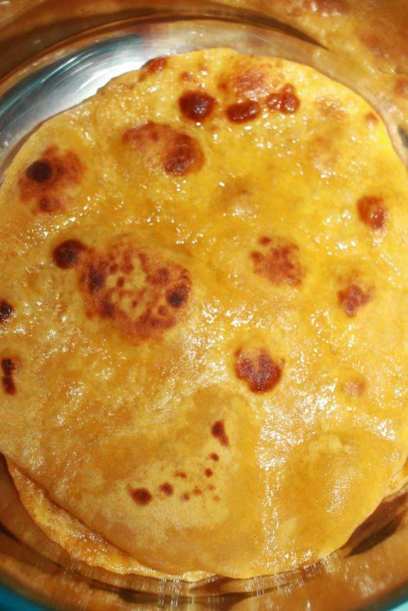 sweet potato flatbread recipe for toddlers