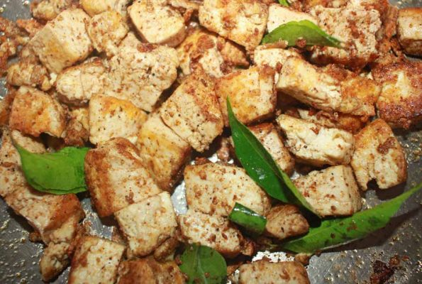 how to cook tofu stir fry