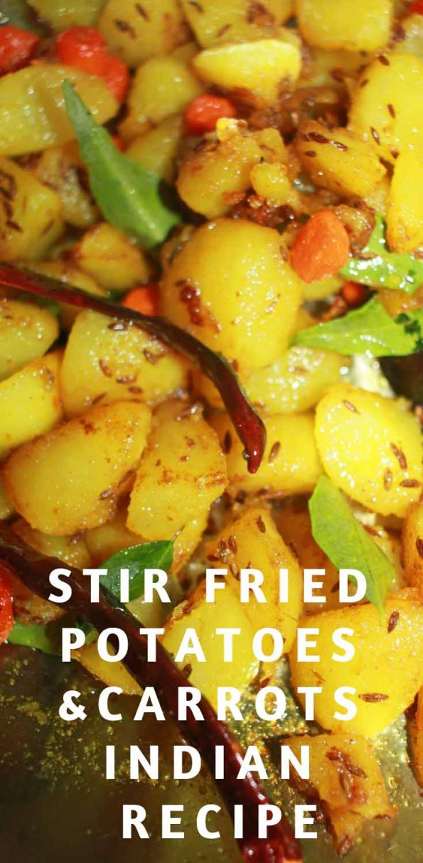 jeera aloo recipe without boiling potatoes first