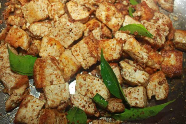 tofu stir fry indian style recipe