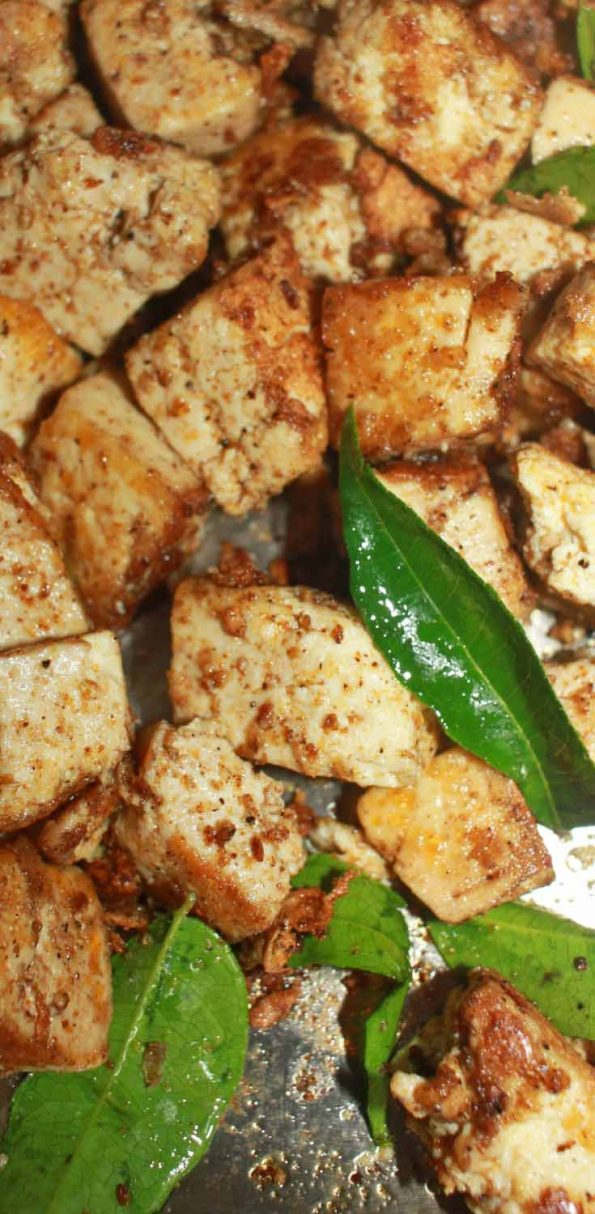 tofu stir fry recipe with spices