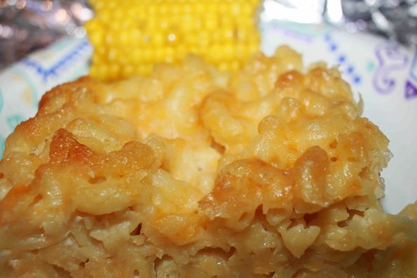 baked mac and cheese recipe without roux