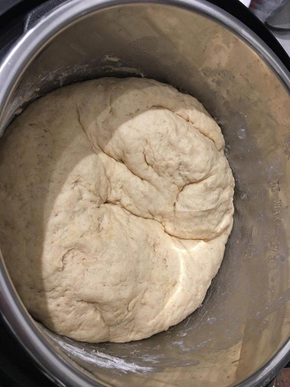 instant pot dough for flatbread