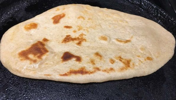 naan bread without tandoor oven