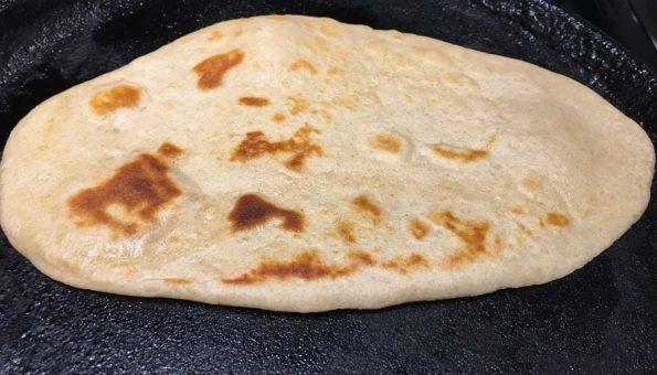 naan bread without tandoor oven