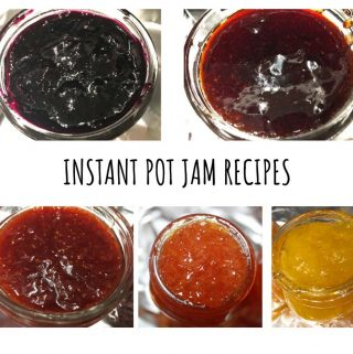 jam recipes instant pot