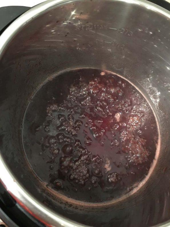 instant pot plum jam recipe with lemon juice