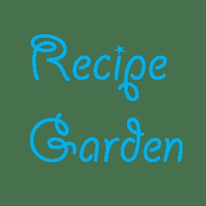 recipe garden