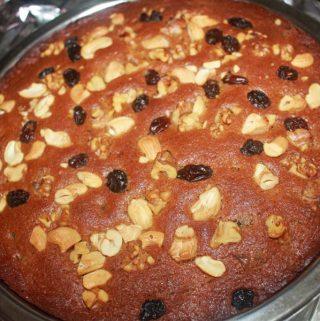 super moist fruit cake recipe
