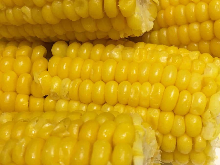 buttery instant pot corn on the cob
