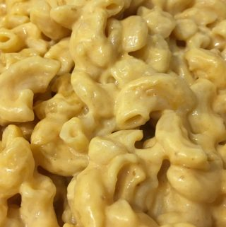 instant pot pumpkin mac and cheese