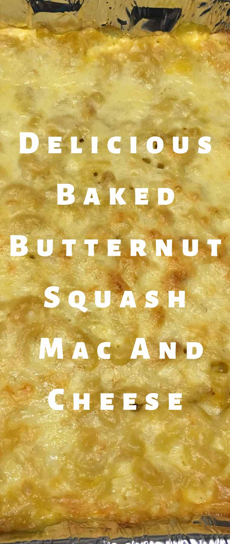 perfect butternut squash mac and cheese