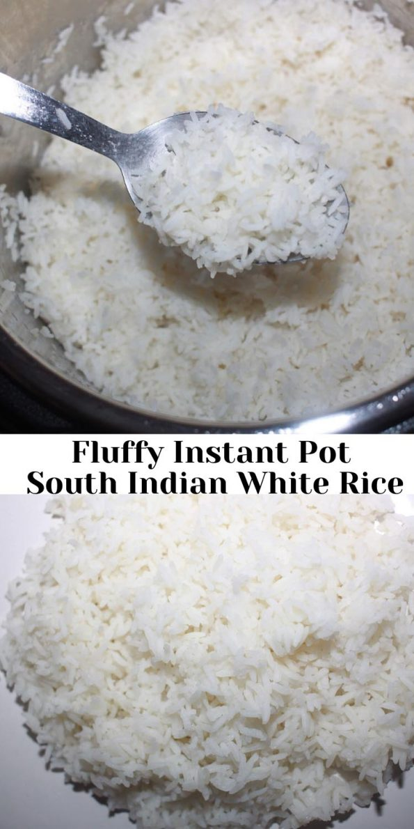 instant pot ponni rice