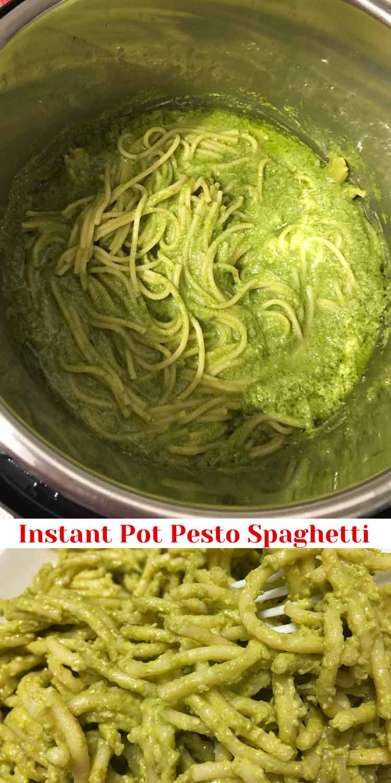 pesto spaghetti instant pot