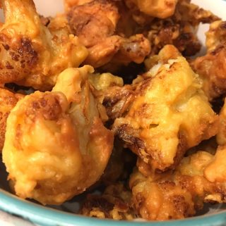 deep fried cauliflower recipe