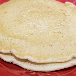 simple ingredients pancake recipe