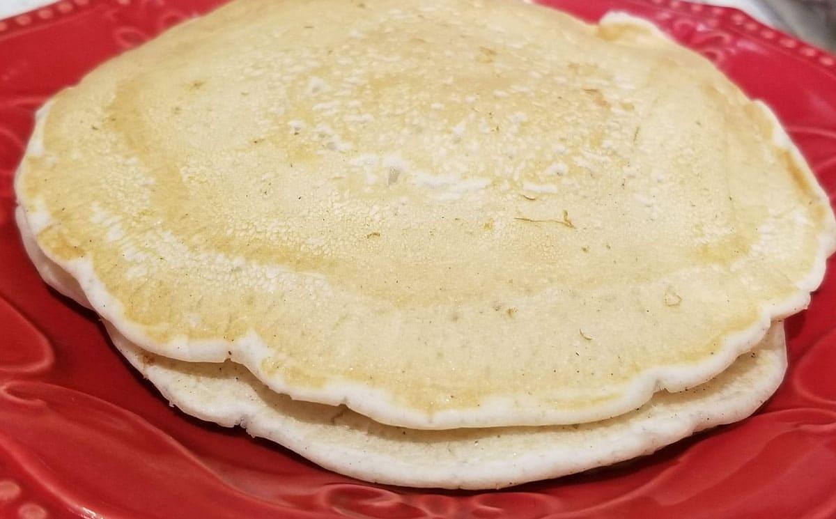 simple ingredient pancake recipe