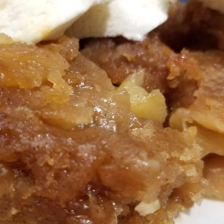 apple cobbler from scratch