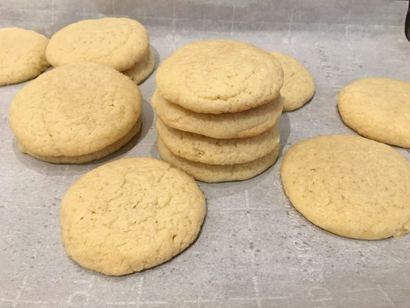 milk cookies soft moist