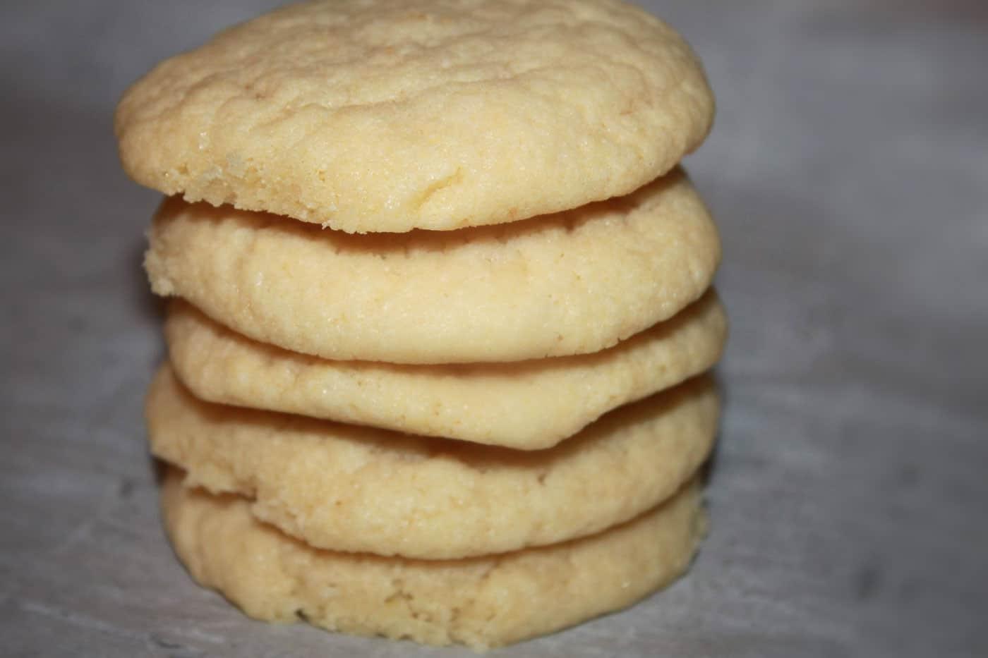 milk cookies with milk powder