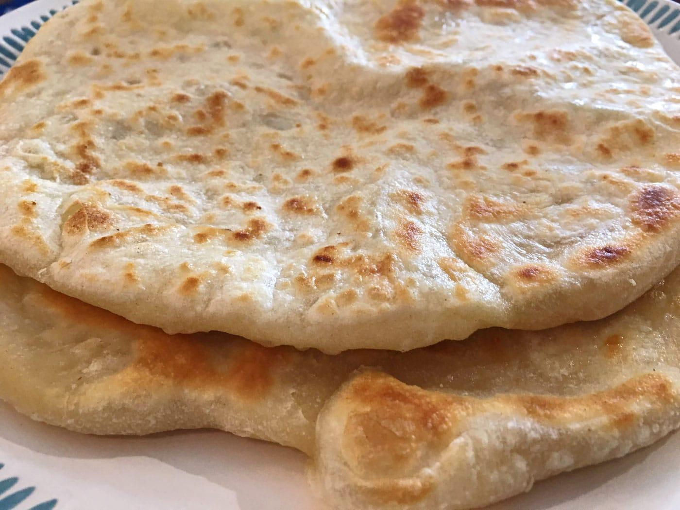 aloo paratha indian potato flatbread