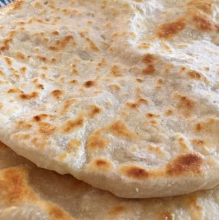 aloo paratha potato flatbread recipe
