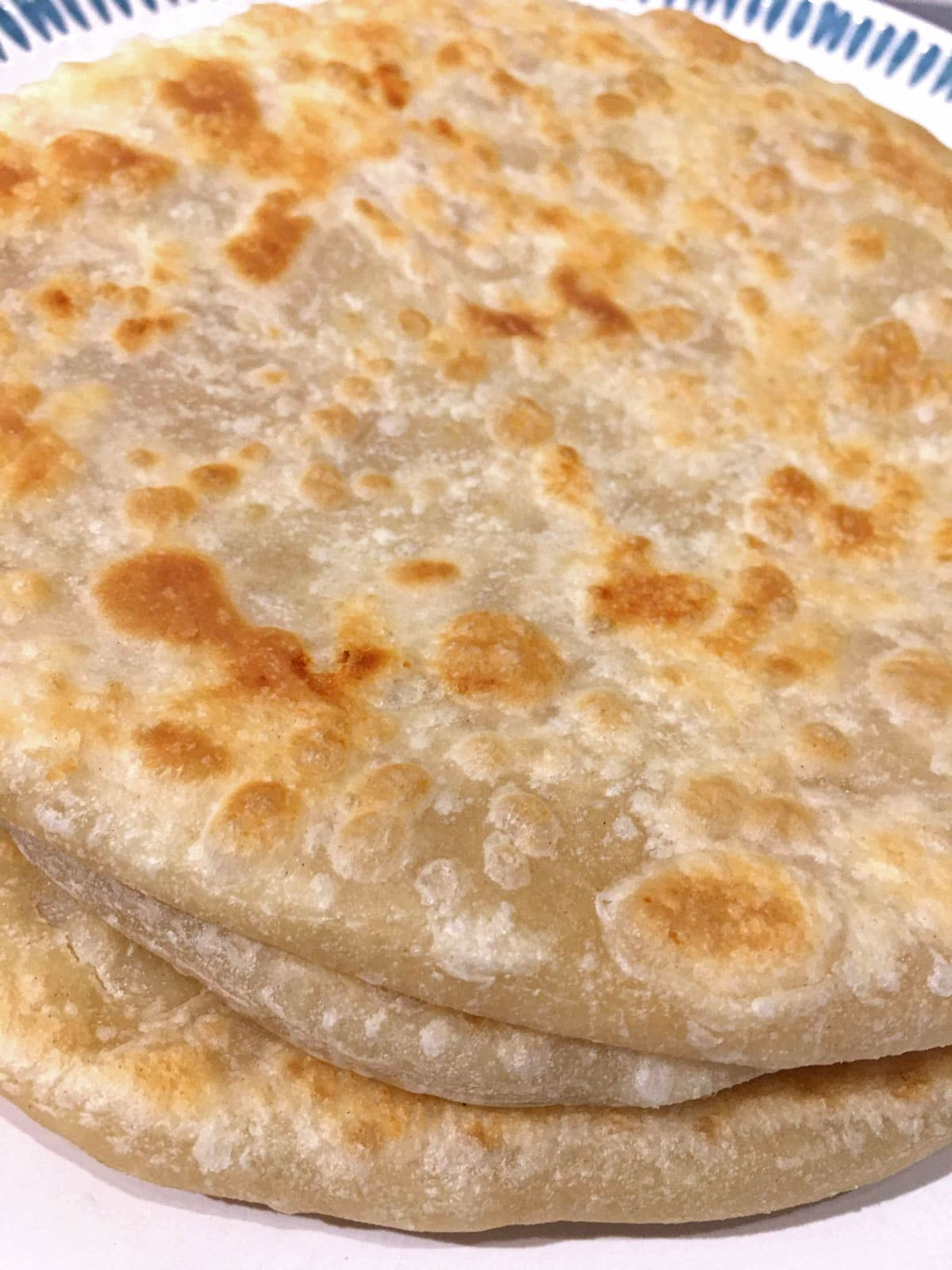 aloo parathas without breaking