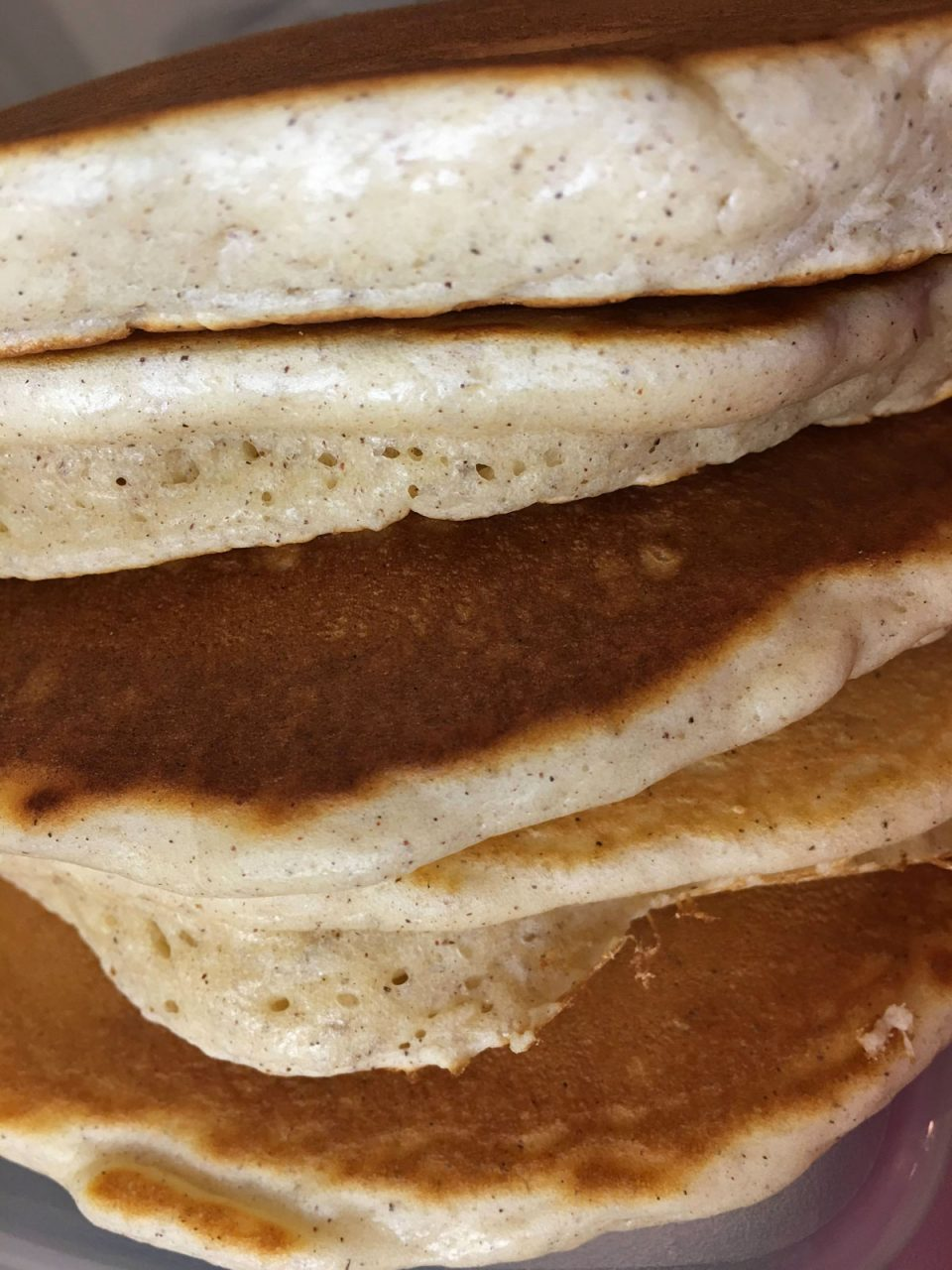 fluffy pancakes with self rising flour