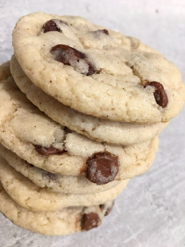 self rising flour chocolate chip cookies