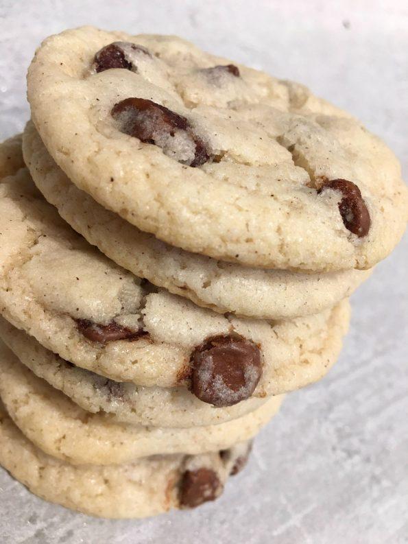 self rising flour chocolate chip cookies
