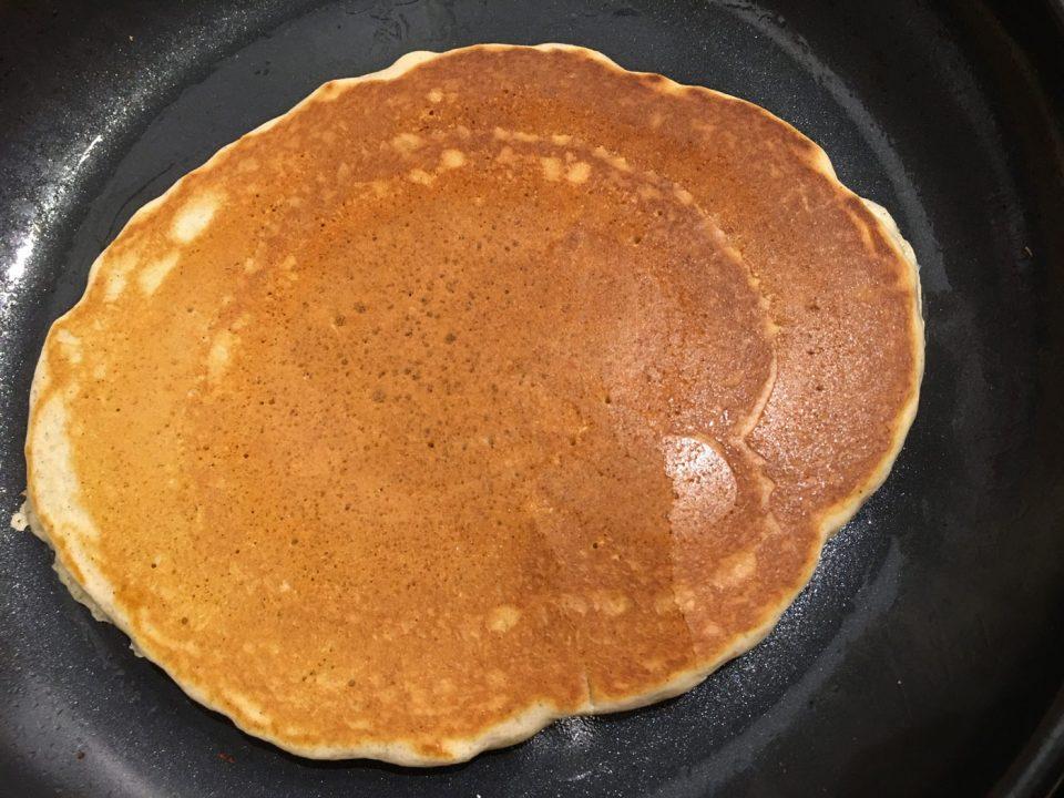 self rising flour pancake