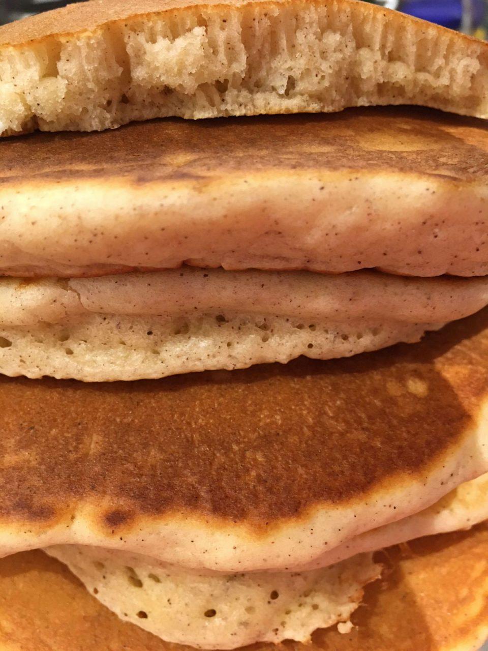self rising flour pancakes