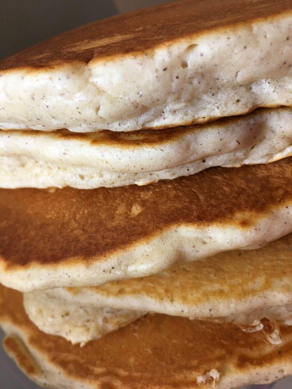self rising flour pancakes soft