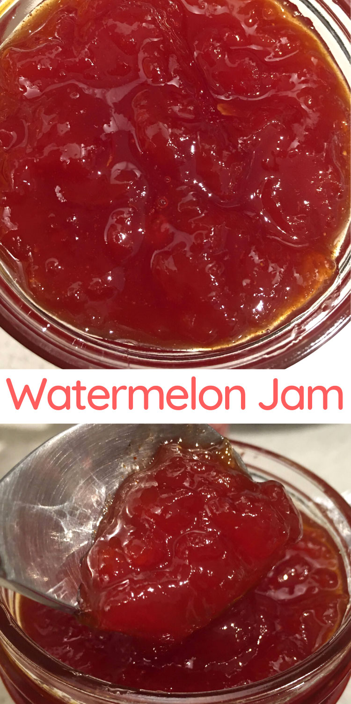 watermelon jam easy