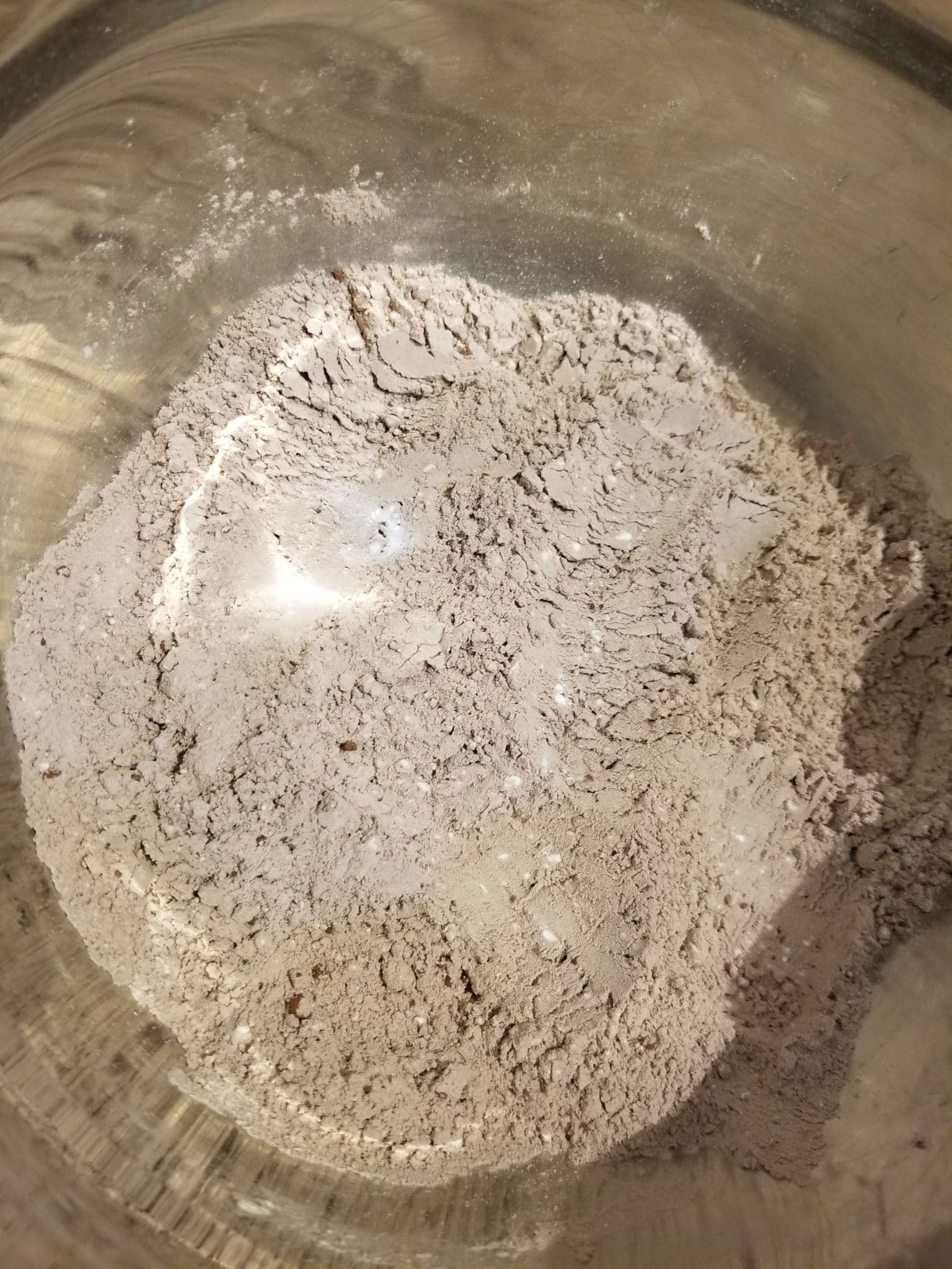 flour for chocolate cookies