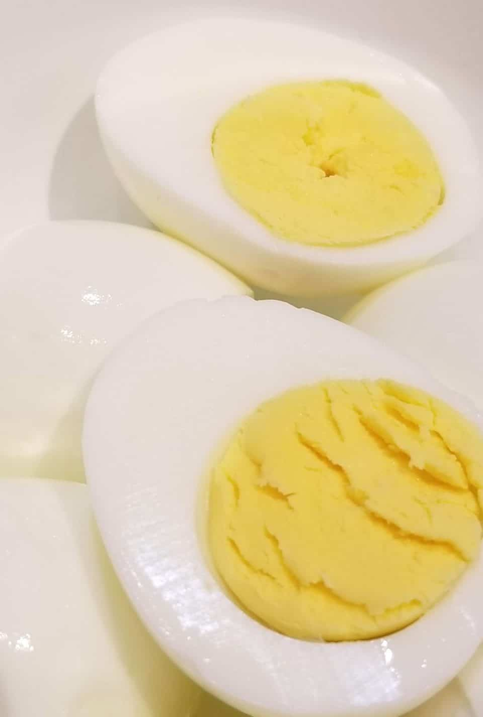 perfect boiled eggs in instant pot without rack