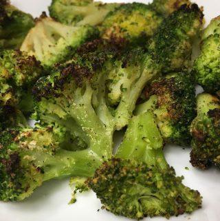 roasted frozen broccoli florets