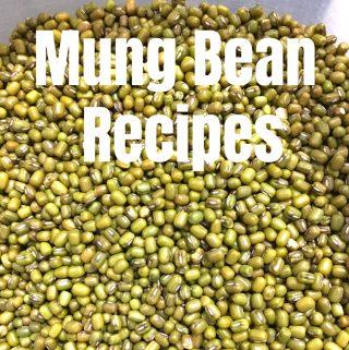 mung bean recipes