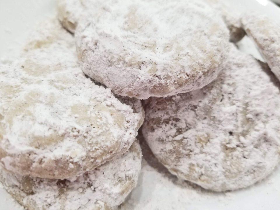 sugar cookies without baking powder