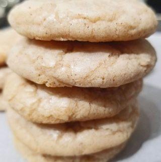 sugar cookies without baking powder or soda