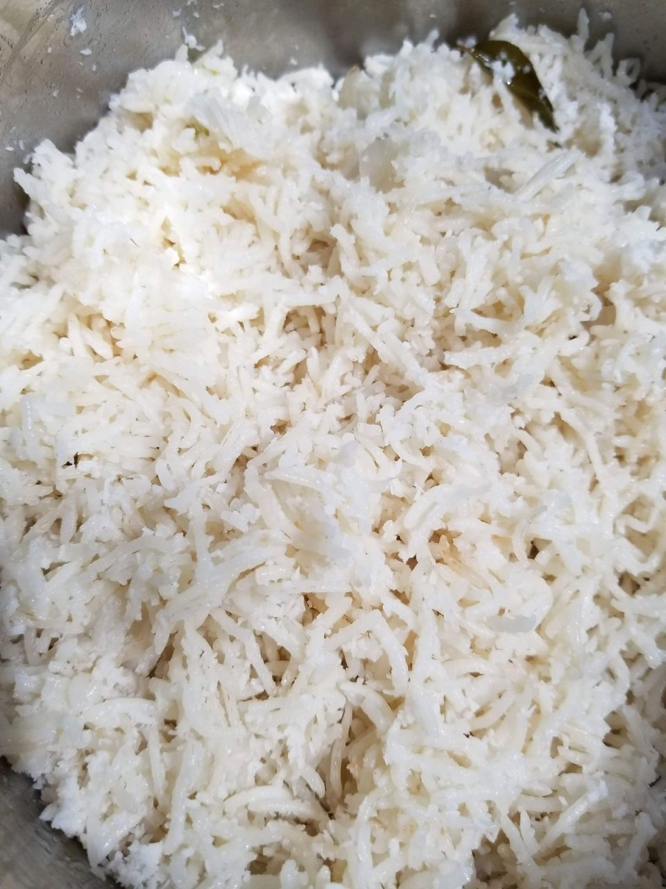 coconut rice indian recipe