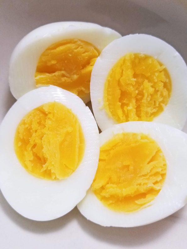 steamed boiled eggs instant pot