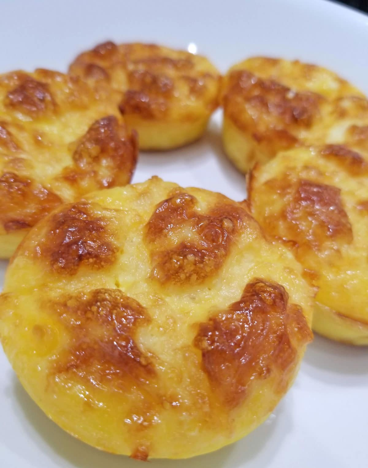 egg and cheese muffins