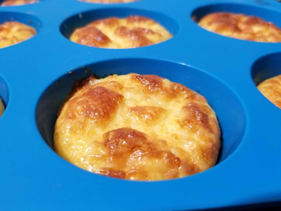 egg cheese muffins