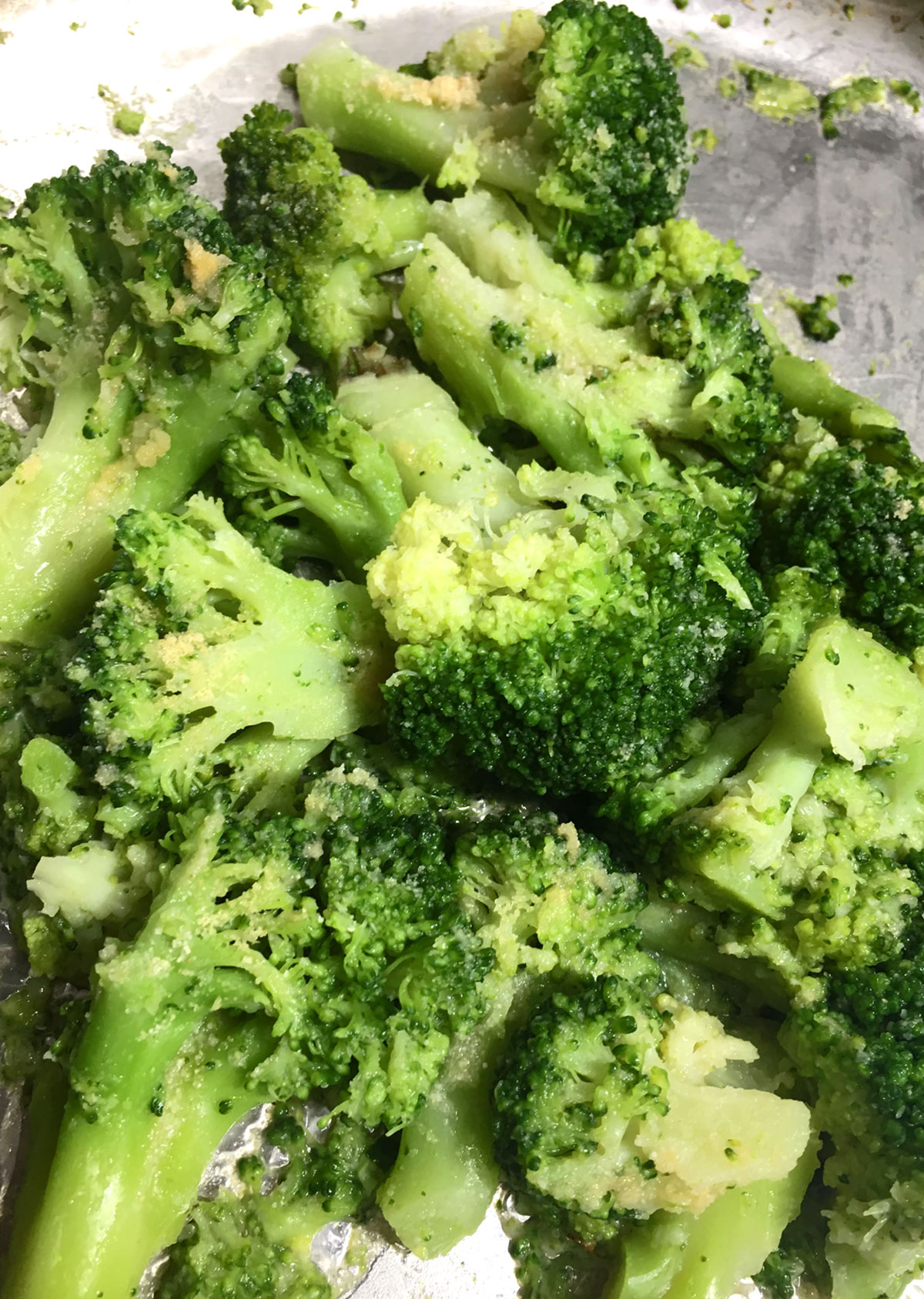 frozen broccoli stir fry