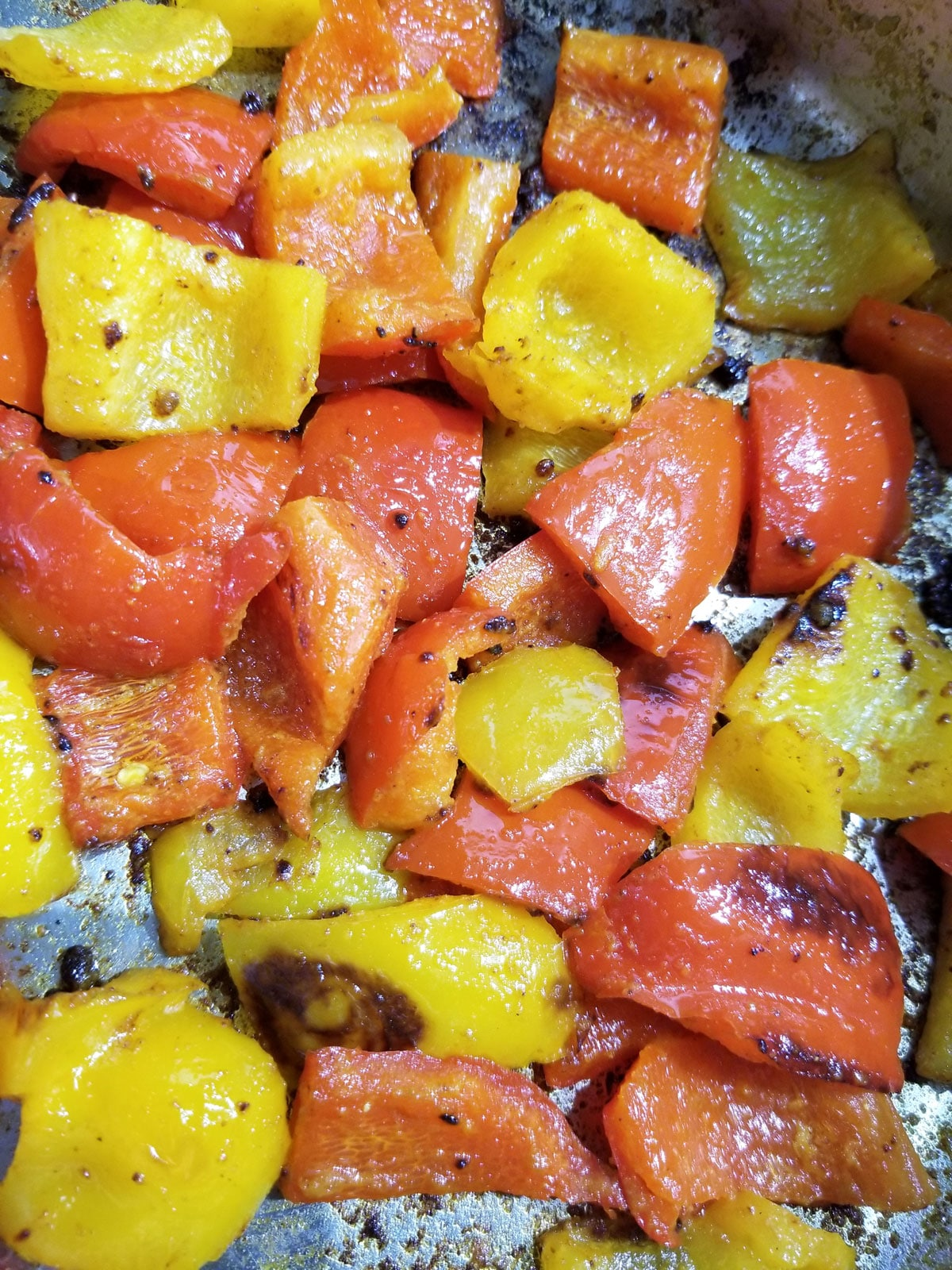 bell pepper stir fry